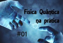 Física quântica. ..