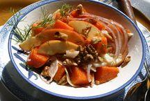 Eating like a Locavore (Seasonal Recipes)