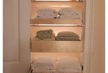 storage ideas / by Jym-Ann Curtis
