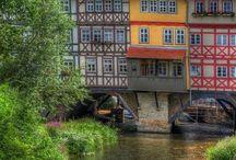 German Cities - Erfurt