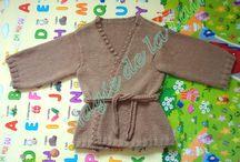 Création mode femme et home / Toute création fait main en tricot ou au crochet dans la mode femme ou homme