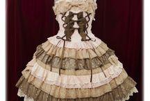Lolita Wishlist / Keeping track of my dream dresses~
