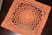 Szydełkowe elementy / Crochet elements