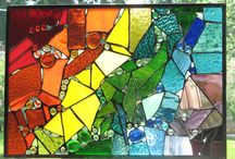 Stained glass / by Debbie Caillet