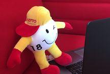 WINNY - unser Maskottchen / Winny ist das Maskottchen von Lotto Baden-Württemberg. Er ist unser Begleiter und Kollege. Was er erlebt, könnt ihr hier verfolgen!