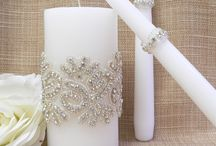 weddings candles