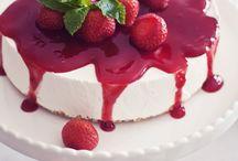 Kuchen, Torten, Süßes