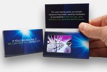 Video Print Solutions / Take a look at some of our video print solutions!