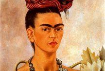 Painting. Frida Kahlo