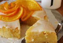 Zitronen Buttermilch kuchen