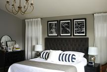 Night night / Bedroom decor / by Kelly Harden-Warren