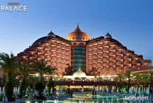 Delphin Palace Hotel Lara / Antalya'da cennetten bir köşe... Delphin Palace Hotel Lara'da denizin ve eğlencenin keyfini çıkarın.