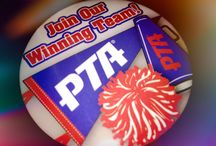 Promote Your PTA Buttons / Attract new volunteers with striking and fun PTA buttons.  Our new designs are sure to catch the eyes of potential PTA members!