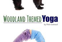 Yoga Poses / Yoga Poses
