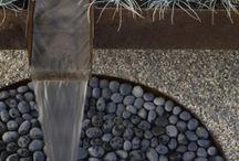 water element in garden