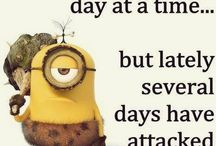 Minion humor / Fun, not taking itself too seriously