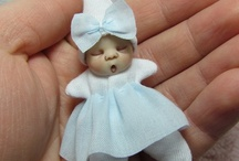 Dolls / by Charlotte Barrier