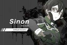 Sinon [SAO]
