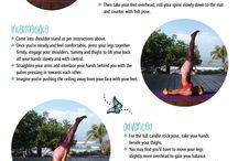 Yoga Tutorials / Yoga tutorials
