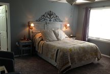 Barnton guest bedroom