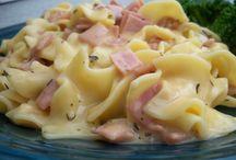 Ham dishes