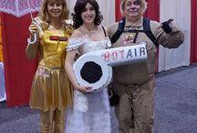 DIY Spaceballs Barf Halloween Costume Idea