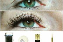 Szminkowa stylizacja oka