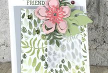 Stampin' Up! Botanical Blooms (OCC16)
