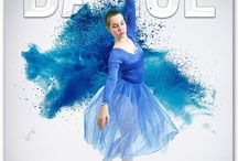 Dance Photography Photoshop Templates