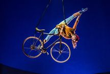Cirque du Soleil Party Inpiration