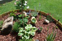 Moja kvetinková záhradka