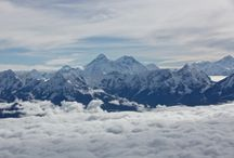 Mountain Flight / Mountain Flight is an amazing one hour journey which gives a unique opportunity to enjoy unending Himalayan ranges including the world's roof Mt. Everest. From your own window seat of sophisticated high altitude aircraft admire the amazing mountains.