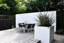 Tuin & Stoom Concept Wellness Tuinen / De 10 basis voorwaarden waar de echte wellness tuin aan moet voldoen wil je luxe en comfort ervaren in je tuin.