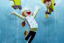 Børne illustrationer