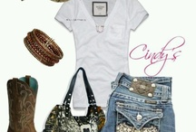 Closet wish list / by Mandi Fisher