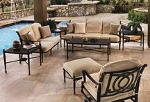 2017 Patio Furniture Collection / Check out the 2017 Patio Collection at American Sale plus fun pins about Patio Furniture! Remember, there are always additional and exclusive finds at our 9 Chicagoland locations!