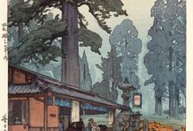 Wood Prints/Eastern Art