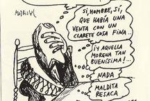 Humor literario y bibliotecario / Humor relacionado con la literatura y las bibliotecas.