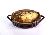 Soups / Onion soup