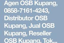 Agen OSB Kupang, Agen OSB Alak, 0858-7161-4243 (WA/Call) - DetikForum