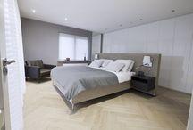 Slaapkamer masterbed room
