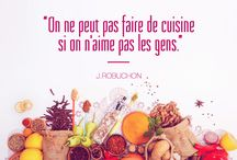 Citations cuisine