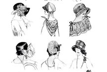 20's style look