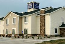 Durand, WI Cobblestone Inn and Suites / Big City Quality, Small Town Values! www.staycobblestone.com/wi/durand/