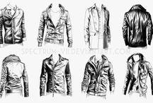Referencias de roupas