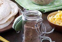 Dry Seasoning Mixes / by Judith Simonpietri