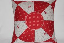 Our Patchwork Projects / Examples of Quilting projects made by the family