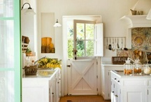 Kitchen Ideas  / Having a bespoke kitchen made and getting ideas