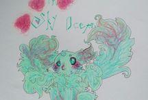 Fox in Sky Ocean~