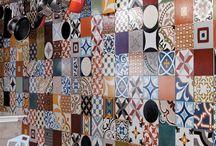 Mosaico DISEÑO / by Ana Georgina